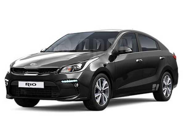 Kia Rio, 2019 год, 914 900 руб.