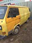 Volkswagen Transporter, 1989 год, 90 000 руб.