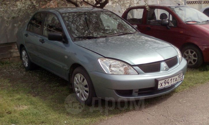 Mitsubishi Lancer, 2006 год, 410 000 руб.