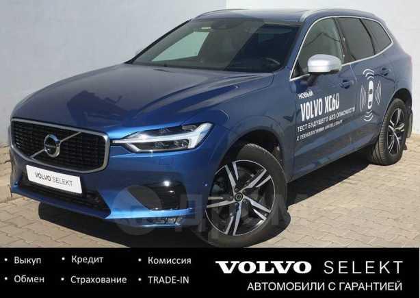 Volvo XC60, 2018 год, 4 300 000 руб.