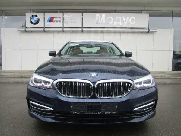 BMW 5-Series, 2018 год, 3 660 000 руб.