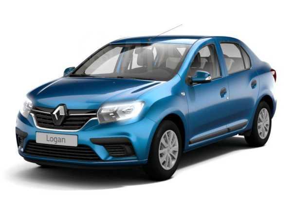 Renault Logan, 2019 год, 802 970 руб.