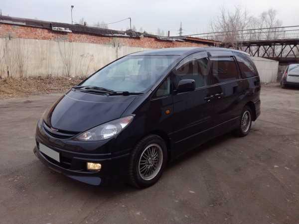 Toyota Estima, 2002 год, 555 000 руб.