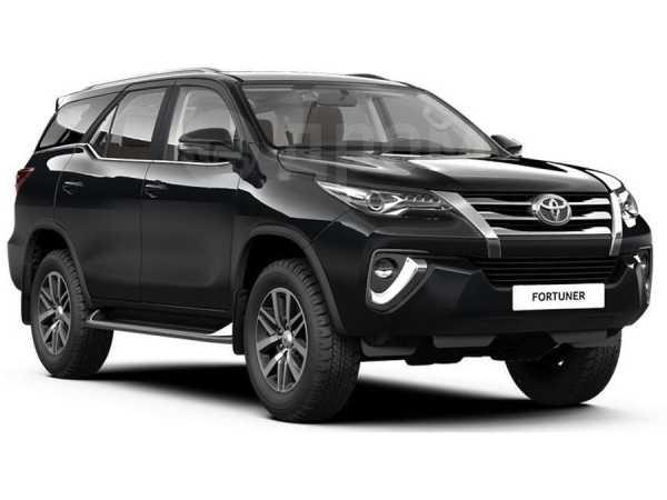 Toyota Fortuner, 2019 год, 2 559 000 руб.