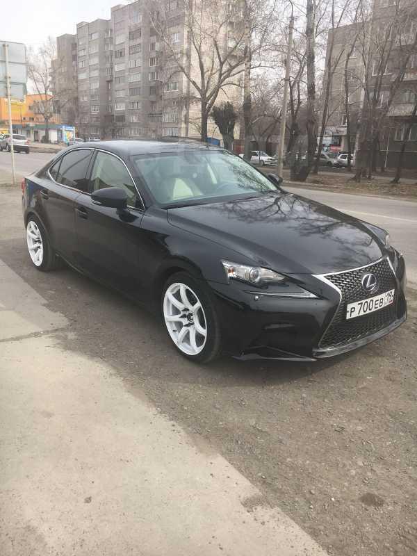 Lexus IS300h, 2014 год, 1 690 000 руб.