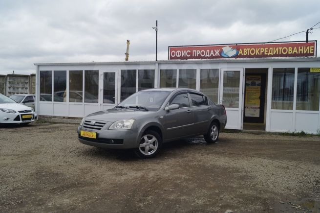 Chery Fora A21, 2009 год, 235 000 руб.
