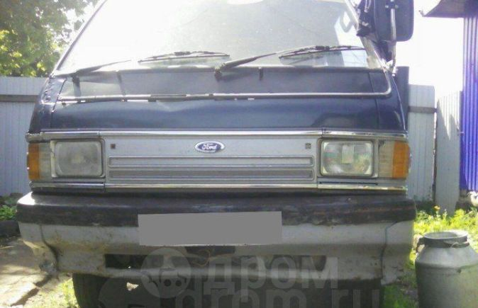 Ford Spectron, 1987 год, 55 000 руб.