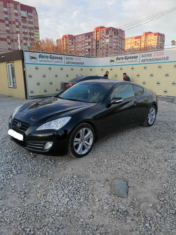 Hyundai Genesis, 2010 год, 639 000 руб.