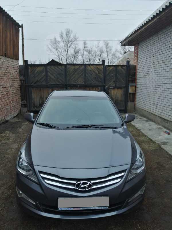 Hyundai Solaris, 2016 год, 650 000 руб.