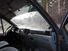 ГАЗ 2217 Баргузин, 2016 г., Новосибирск