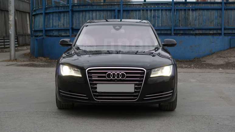 Audi A8, 2012 год, 1 275 000 руб.