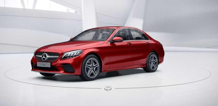 Mercedes-Benz C-Class, 2018 год, 2 230 430 руб.