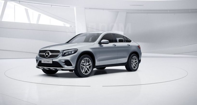Mercedes-Benz GLC Coupe, 2019 год, 4 690 833 руб.