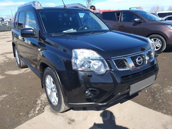 Nissan X-Trail, 2012 год, 890 000 руб.