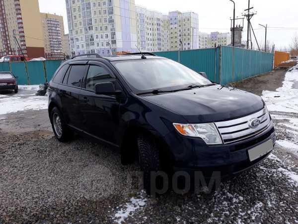 Ford Edge, 2008 год, 570 000 руб.
