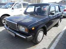 Киров 2107 2012