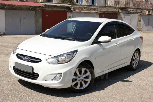 Hyundai Solaris, 2012 год, 540 000 руб.