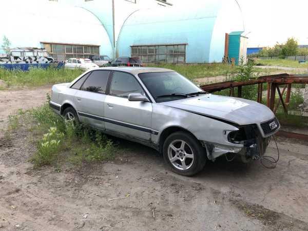 Audi 100, 1991 год, 35 000 руб.