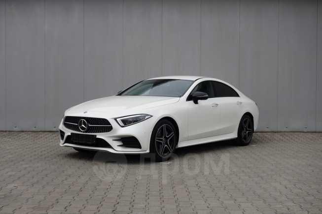 Mercedes-Benz CLS-Class, 2019 год, 5 590 732 руб.