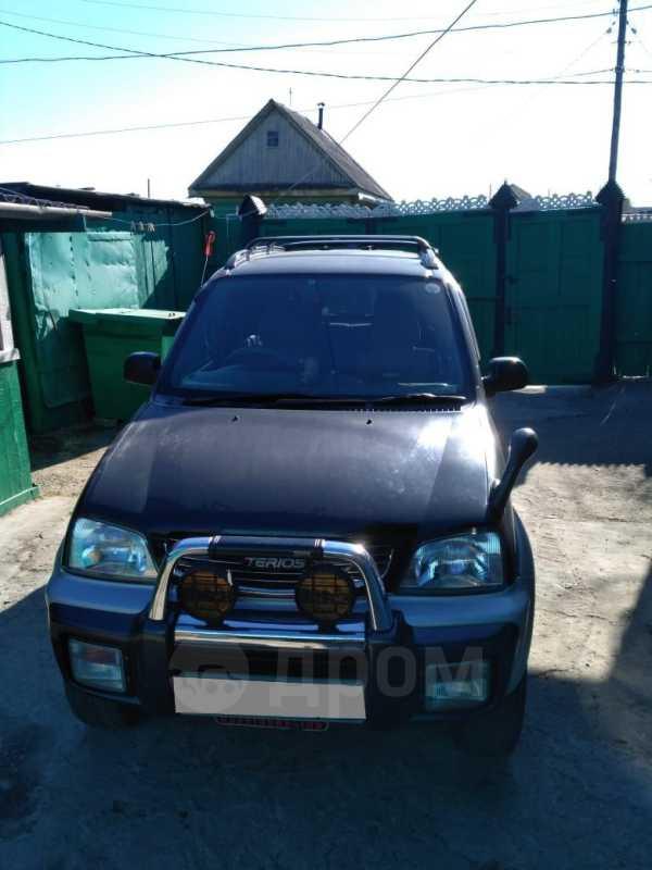 Daihatsu Terios, 1997 год, 300 000 руб.