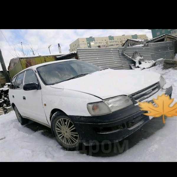 Toyota Caldina, 2001 год, 140 000 руб.