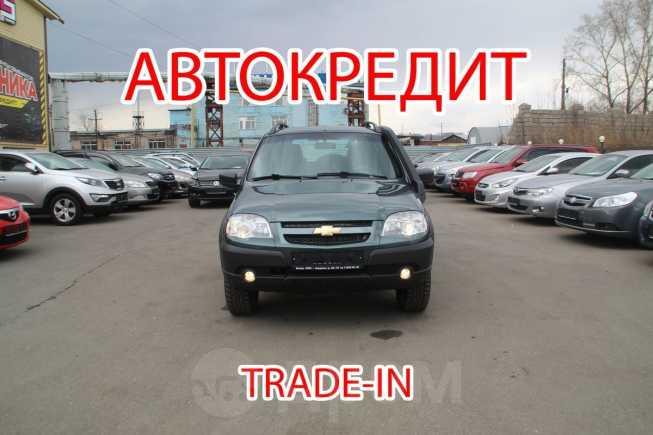 Chevrolet Niva, 2017 год, 560 000 руб.