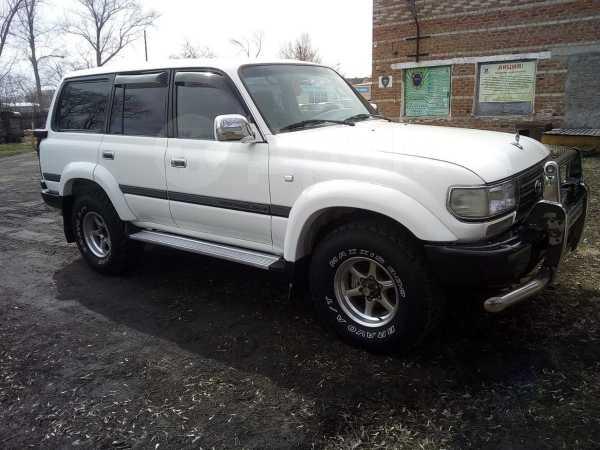 Toyota Land Cruiser, 1994 год, 720 000 руб.