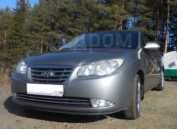 Hyundai Elantra, 2011 год, 450 000 руб.