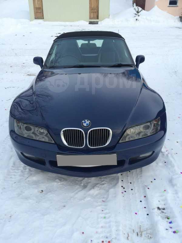 BMW Z3, 1998 год, 300 000 руб.