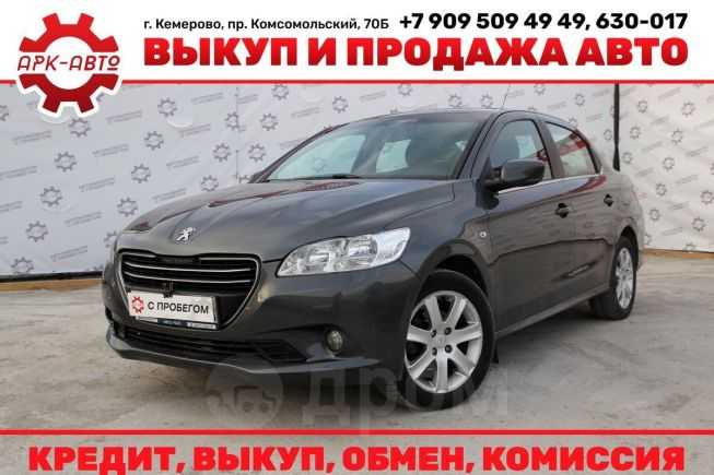Peugeot 301, 2013 год, 329 000 руб.