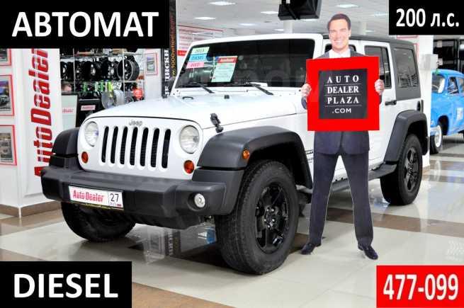 Jeep Wrangler, 2013 год, 2 499 900 руб.