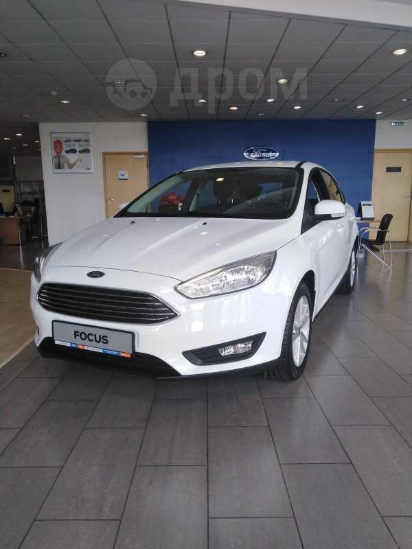 Ford Focus, 2019 год, 965 000 руб.