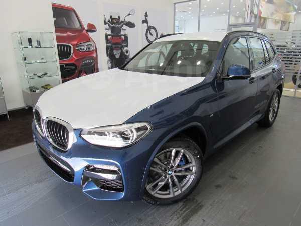 BMW X3, 2019 год, 3 764 570 руб.
