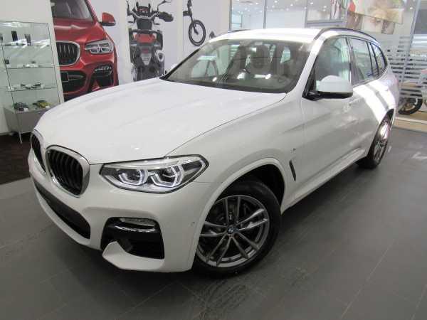BMW X3, 2019 год, 3 710 000 руб.