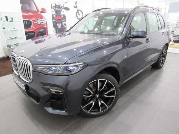 BMW X7, 2019 год, 8 040 000 руб.