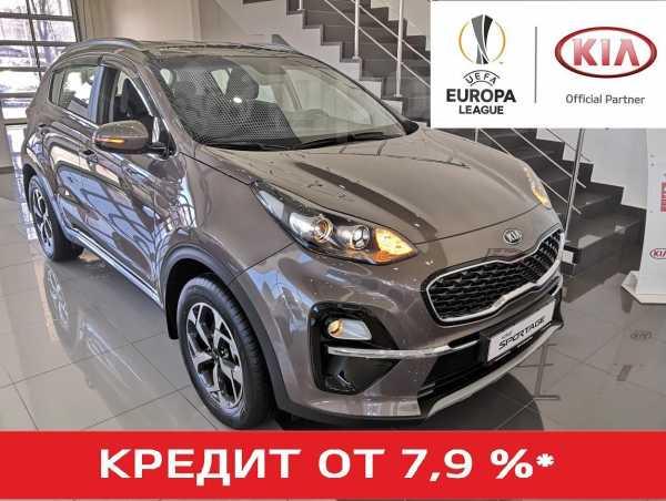 Kia Sportage, 2018 год, 1 699 900 руб.