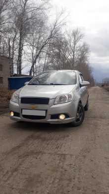 Chevrolet Aveo, 2008 г., Новосибирск