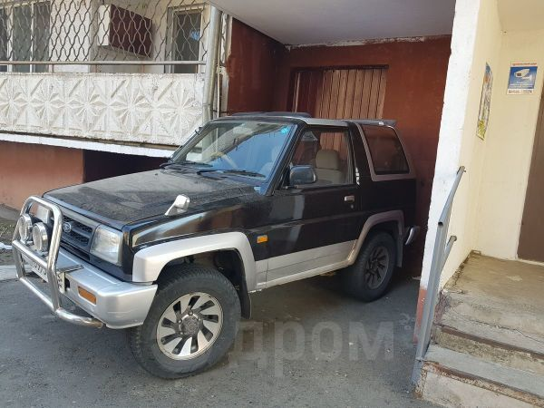 Daihatsu Rocky, 1993 год, 200 000 руб.