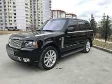 Новосибирск Range Rover 2010