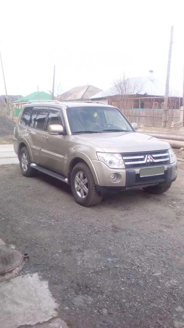 Mitsubishi Pajero, 2007 год, 900 000 руб.