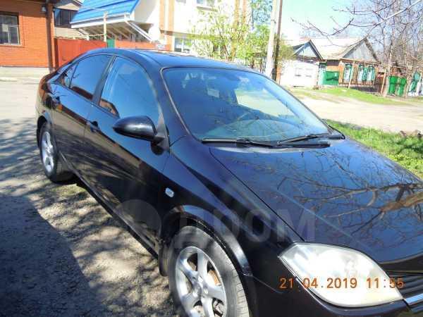 Nissan Primera, 2007 год, 295 000 руб.