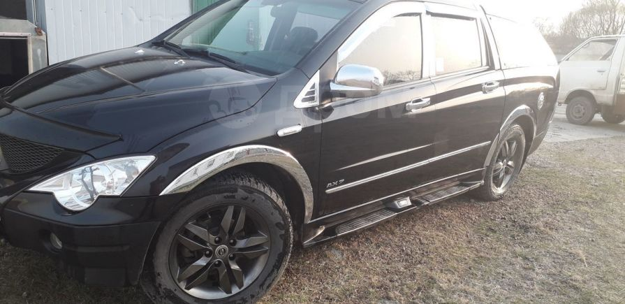 SsangYong Actyon Sports, 2009 год, 510 000 руб.