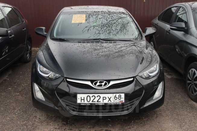 Hyundai Elantra, 2015 год, 729 000 руб.