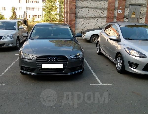 Audi A4, 2012 год, 800 000 руб.