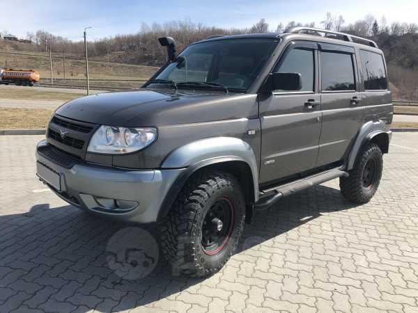 УАЗ Патриот, 2007 год, 450 000 руб.