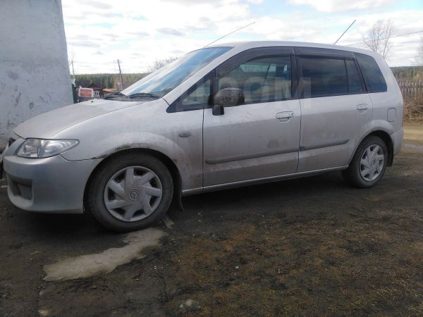 Mazda Premacy, 2003 год, 210 000 руб.