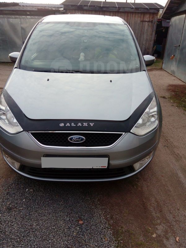 Ford Galaxy, 2009 год, 650 000 руб.