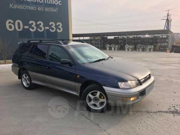 Toyota Caldina, 1997 год, 225 000 руб.