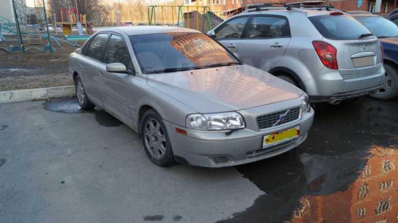 Volvo S80, 2003 год, 250 000 руб.
