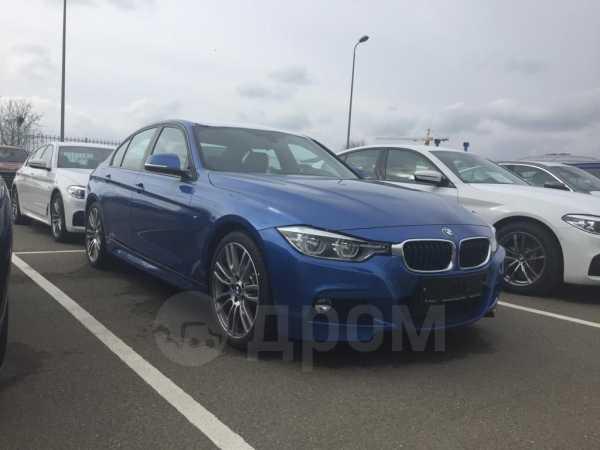BMW 3-Series, 2018 год, 1 997 000 руб.